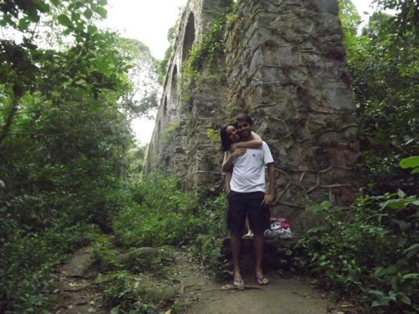 Aqueduto Ilha Grande