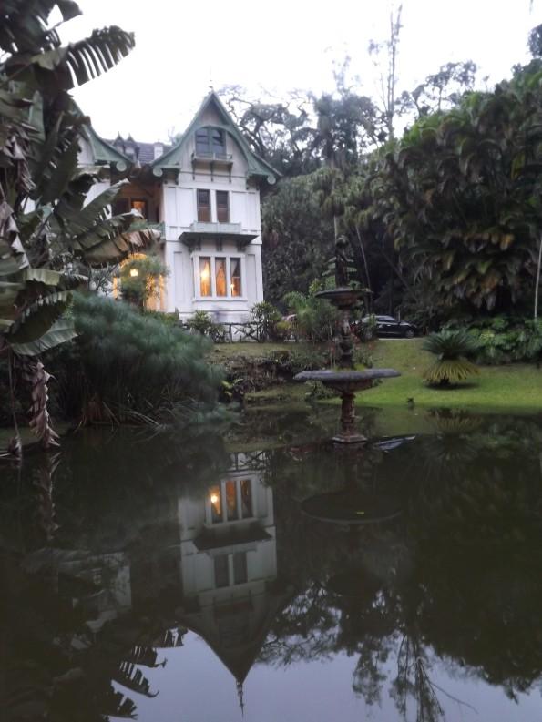 Casa dos 7 erros ou Casa do Ipiranga