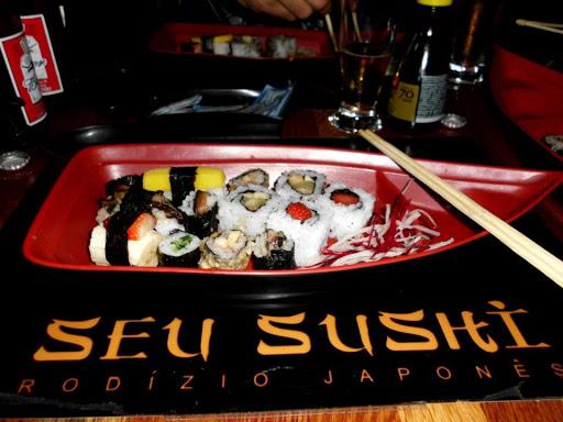 combinado vegan seu sushi campo grande