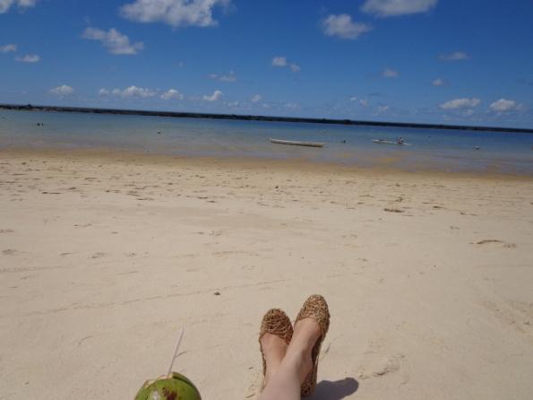 Água de coco em Barra de São Miguel - AL