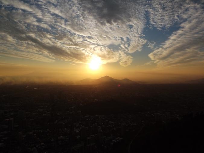 cerro san cristobal x