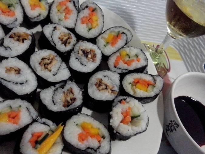 sushi vegan vegporai