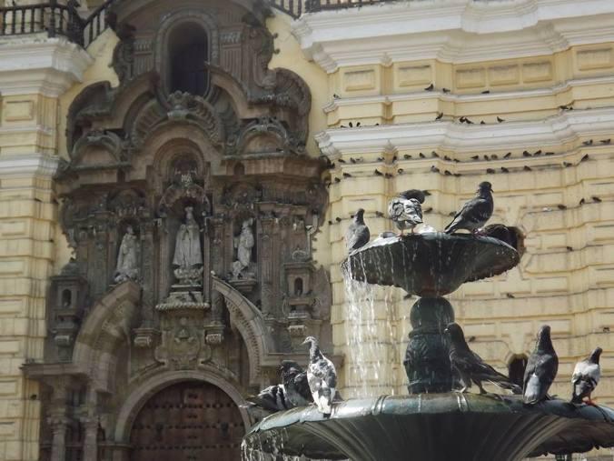 Convento São Francisco Lima